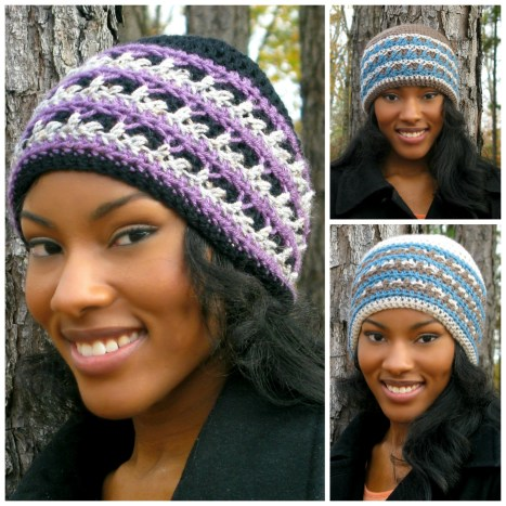 Winter Fury beanie hat by ELK Studio