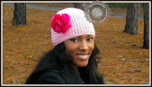 Free Crochet Pattern Jazzed Beanie by ELK Studio