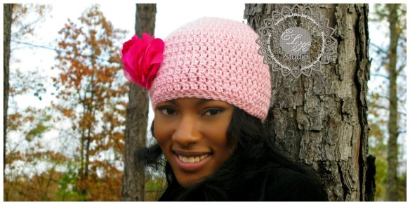 Free Crochet pattern - Jazzed Beanie by ELK Studio