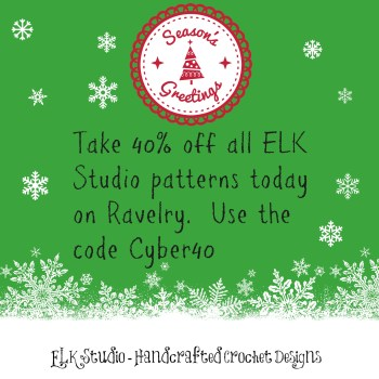 Cyber 40 Ravelry Coupon