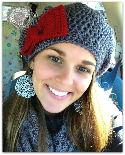 Inspired by Taylor free beret pattern by ELK Studio