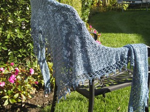 Cape Cod Shawl by Pattern Paradise