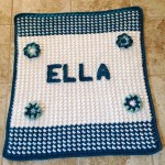 It's Almost Time for Ella and Her Baby Blanket!