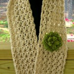 Free Lacy Summer Scarf Pattern!