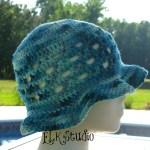 Morning Sky – A Free Crochet Summer Hat!