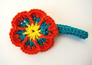 flower-headband by Simply Collectible Crochet