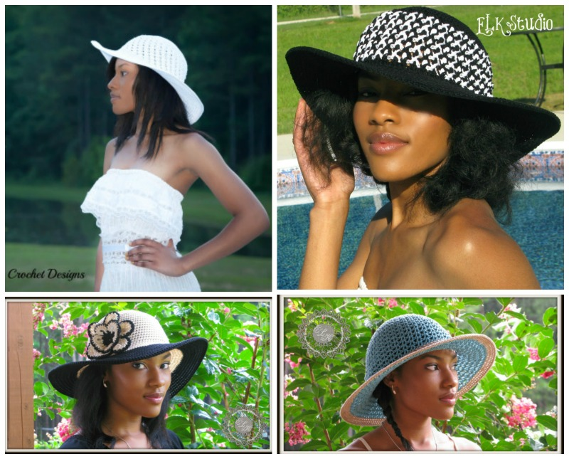 Southern Style Summer hats by ELK Studio