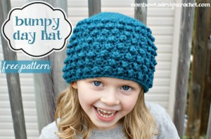 Bumpy Day Hat by Oombawaka Designs