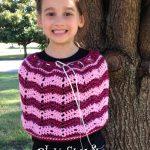 Jayden's Shawlette – A Free Crochet Pattern!
