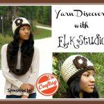 Yarn Discovery #3 ELK  Studio Style!