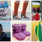 """Making it thru Monday"" Crochet Review #78"