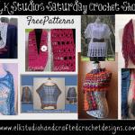ELK Studio's Saturday Crochet Show #23