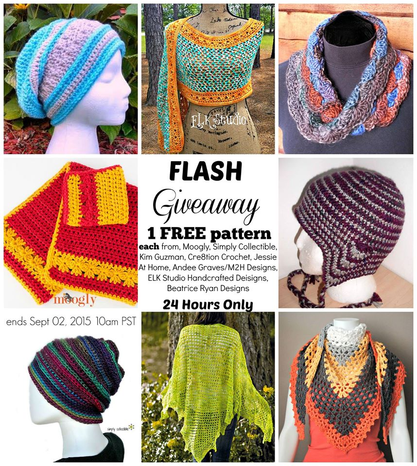 Flash blog Hop 24 hr Giveaway