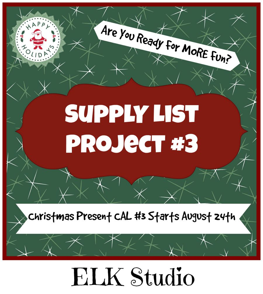 Supply List Project #3