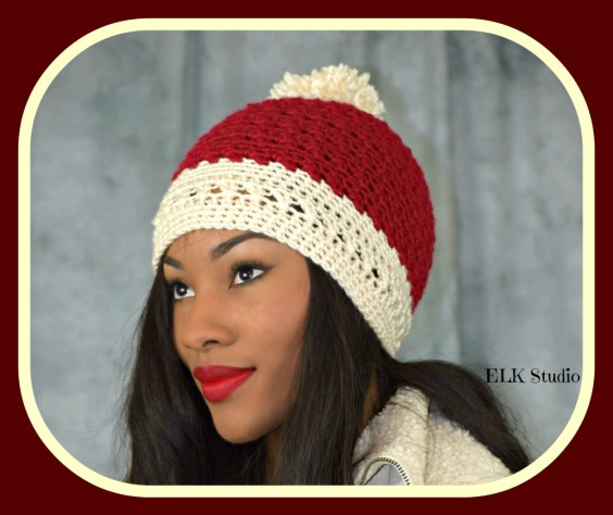 Christmas Beanie by ELK Studio