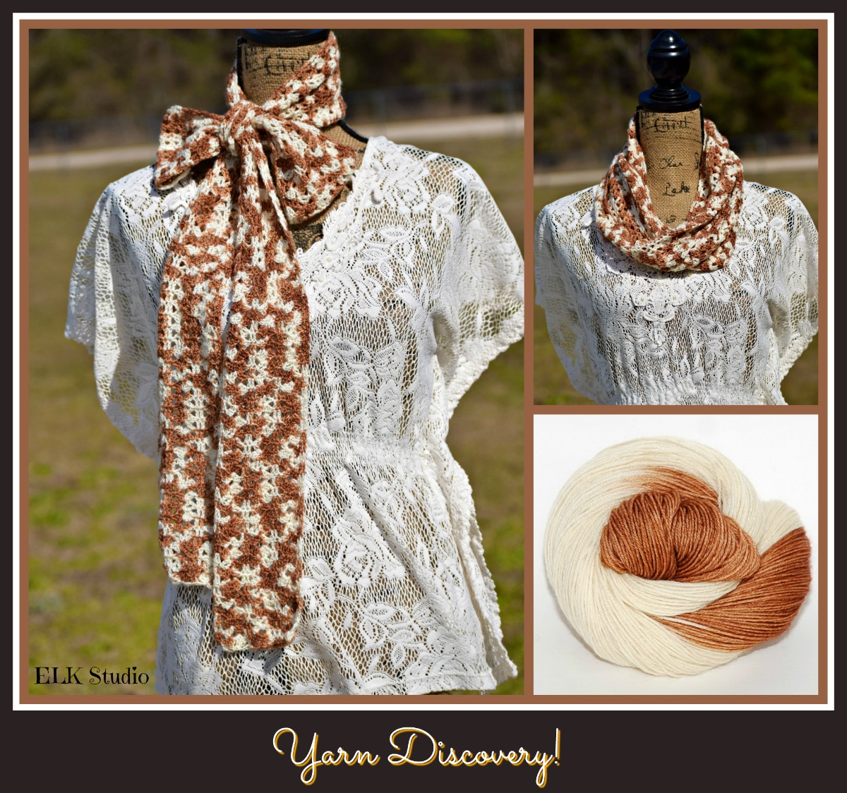 Yarn Discovery #7 by ELK Studio
