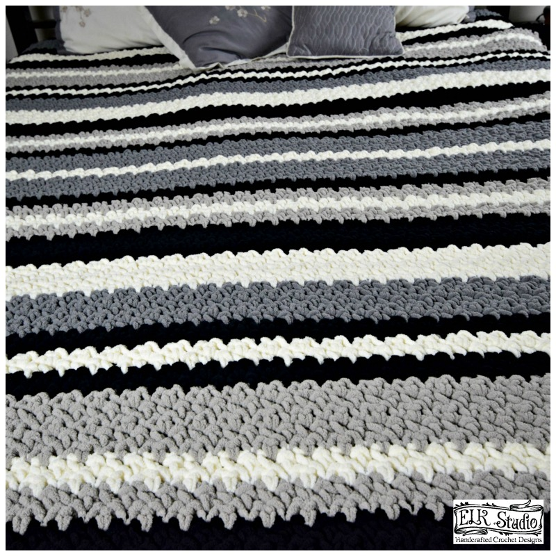 It's A Touch of Southern Warmth by ELK Studio - A Free Crochet Pattern