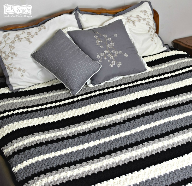 Touch of Southern Warmth Blanket by ELK Studio