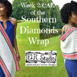 Southern Diamonds Wrap CAL/Week 2