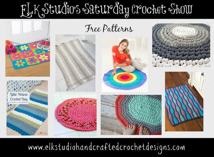 ELK Studio Saturday Crochet Show 45