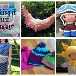 Making it thru Monday Crochet Review #118
