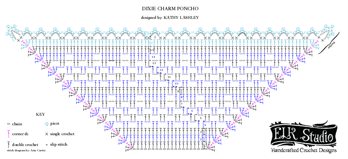 dixie-charm-poncho-righthanded-stitch-diagram-by-elk-studio