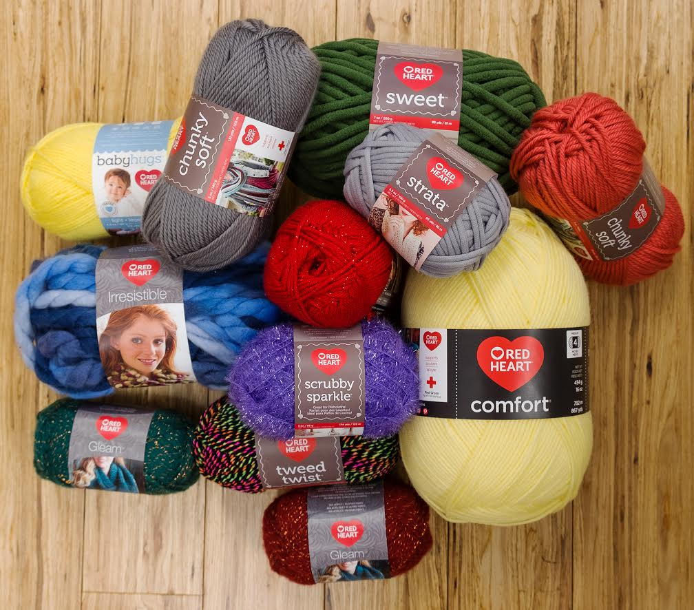 Crochet Winter Festival by ELK Studio sponsored by Red Heart Yarns