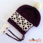 Snow Drops Hat