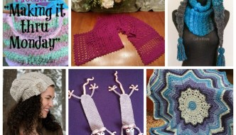 Making it thru Monday Crochet Review #128