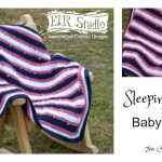 Sleeping Sugars Baby Blanket