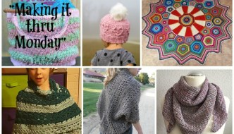 Making it thru Monday Crochet Review #130
