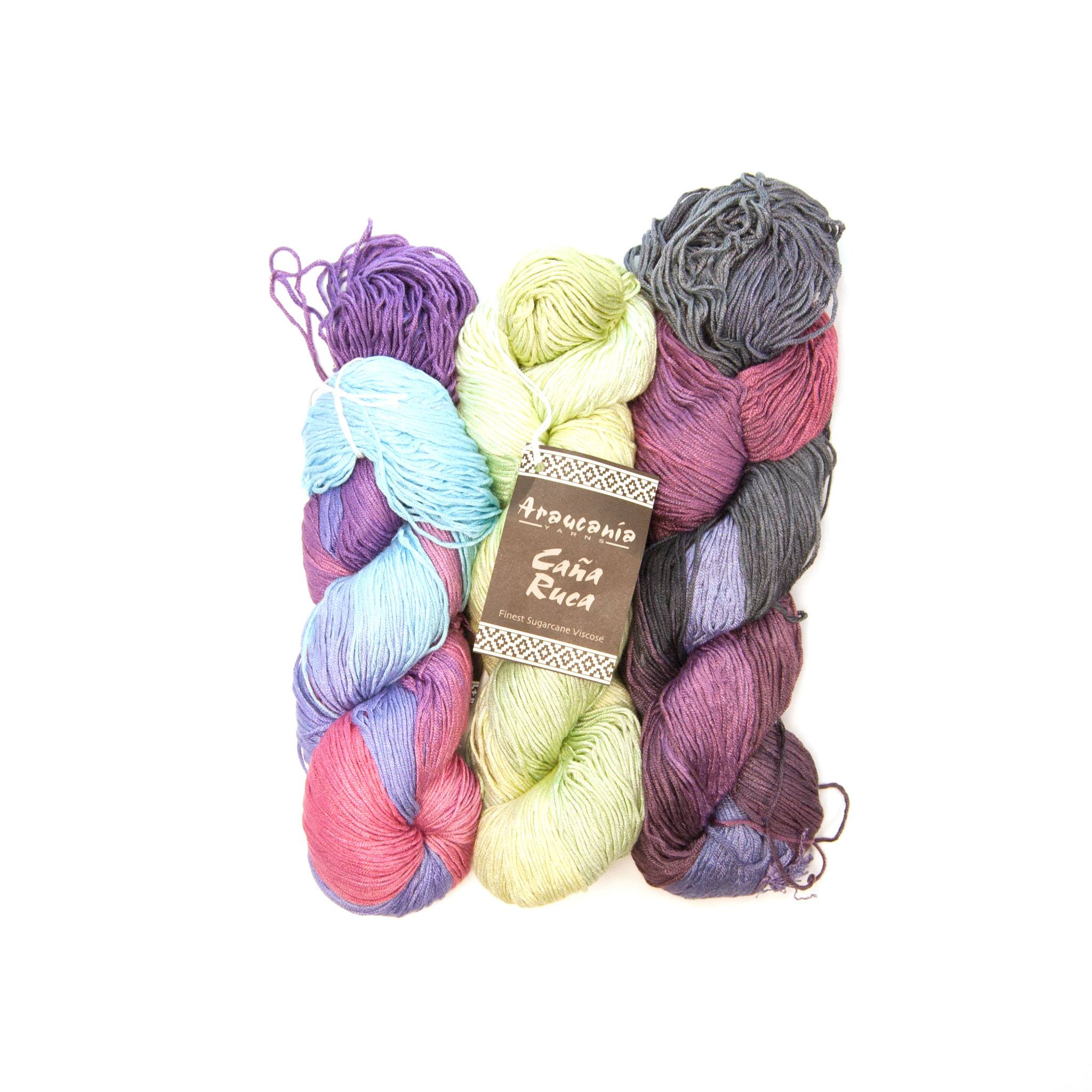 Cana Ruca Yarn at the Skein Shop
