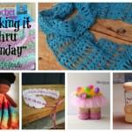 Making it thru Monday Crochet Review #135