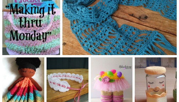 Making it thru Monday Crochet Review #135