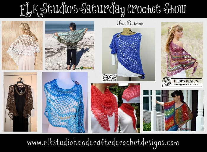 ELK Studio Saturday Crochet Show #67