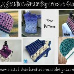 ELK Studio Saturday Crochet #71