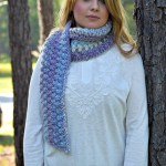 Soul Searching Stitch Diagram and Kaleidoscope Yarn Giveaway!