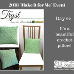 2018 Make it for Me Day 22