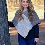 Southern Pebbles Poncho Crochet-Along Supply List
