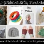 ELK Studio Saturday Crochet Show #87