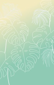 monstera wallpaper free kostenlos tropical tropisch iphone smartphone android papagei flamingo tukan kakadu
