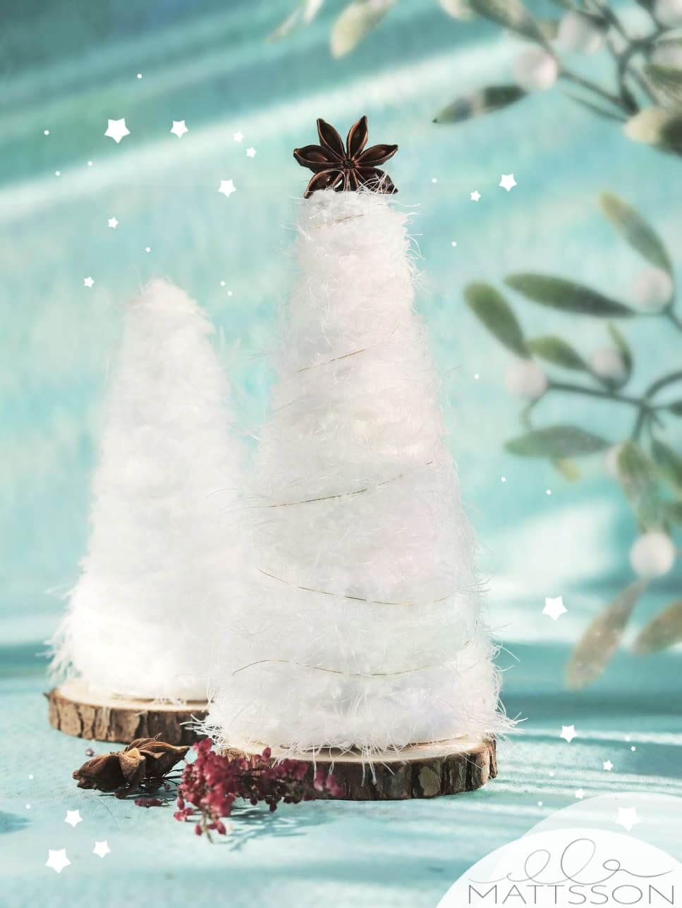 weihnachten diy basteln christbaum