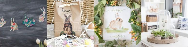 Easter Bunny Ears Cake