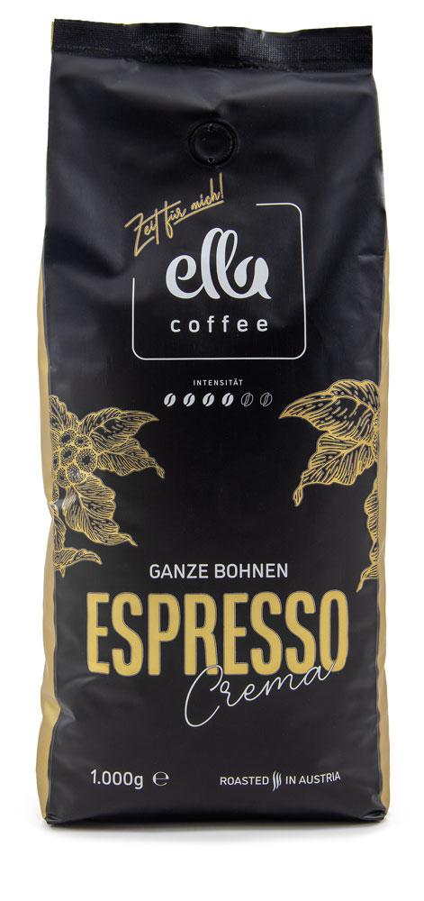 Ella Coffee Espresso Crema