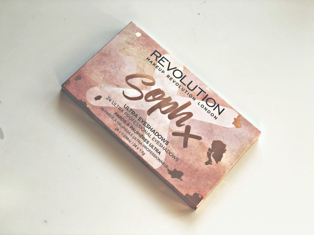 REVOLUTION X SOPH PALETTE – £10!? Hit or Miss?!