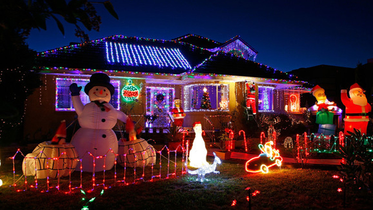 Best Places To See Christmas Lights In Melbourne 2018