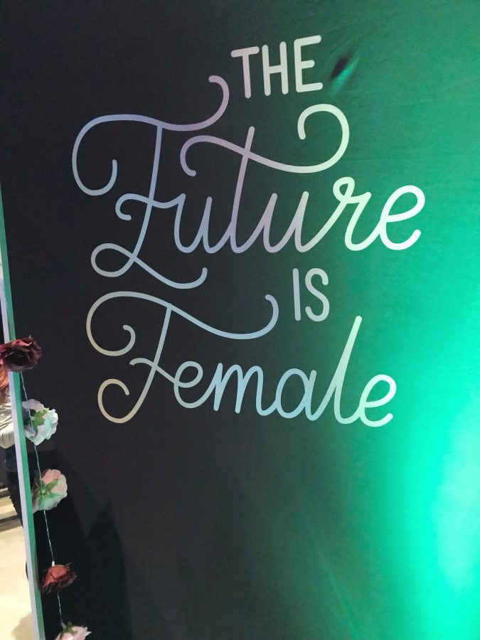 Boston College Fashion Week - The Future is Female
