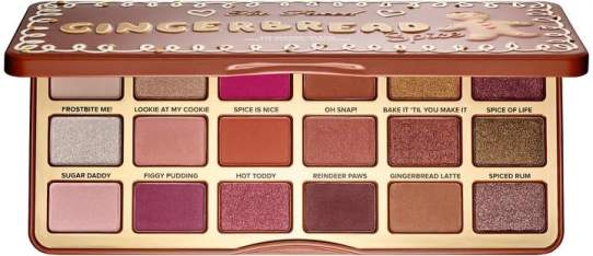 Palettes you need on your holiday wish list this year - Palettes I love
