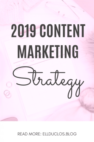 Content marketing strategy to help grow your blog traffic.