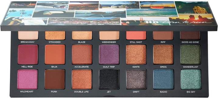 born to run eyeshadow palette - my favorite eyeshadow palettes in my makeup collection